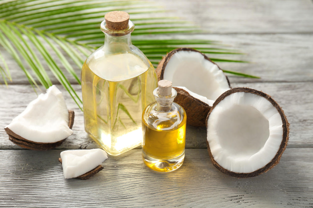 Copra oil or coconut oil: the difference