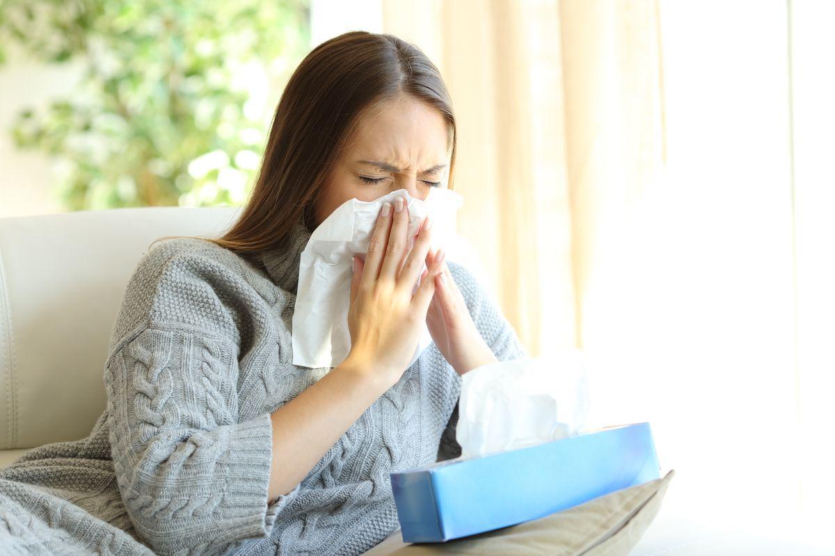 Signes d'une allergie aux acariens, symptômes,
