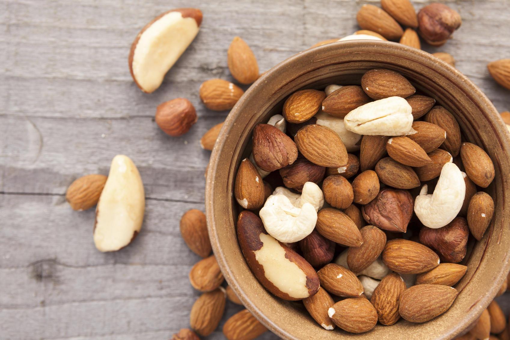 Sélénium : aliments riches en sélénium et antioxydant,
