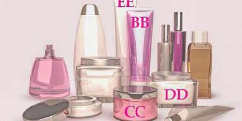 BB creme, CC creme, DD creme... quelles differences ?