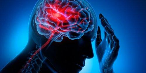 Engourdissement, paralysie, accident vasculaire cérébral (AVC),