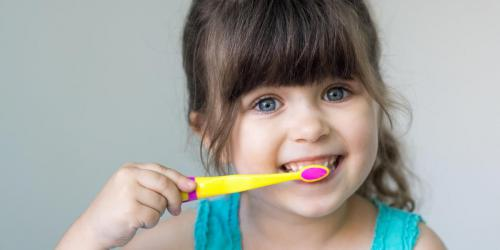 Dents : faut-il donner du fluor a son enfant ?