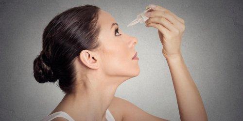 Glaucome : symptômes et traitements du glaucome, angle..