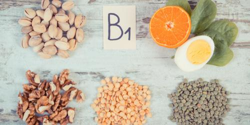 Ou trouve-t-on de la vitamine B1 ?
