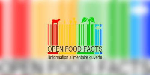 Open food facts, c-est quoi ?