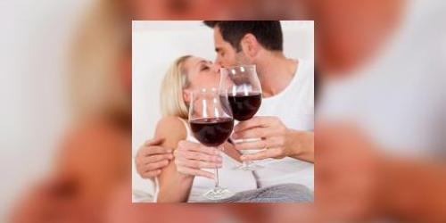 Saint Valentin : attention a l'alcool
