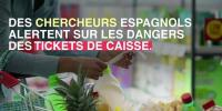 Bisphénol S : attention aux tickets de caisse