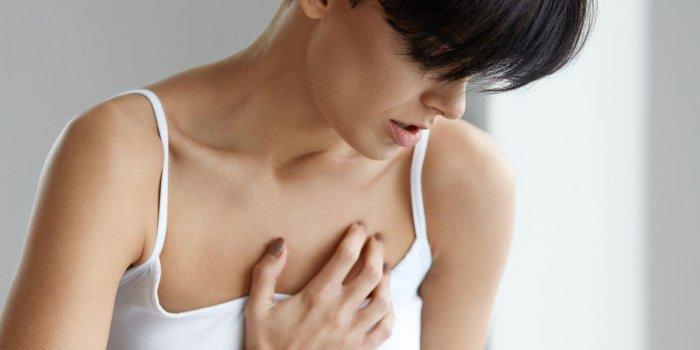 Seins : douleur dans les seins