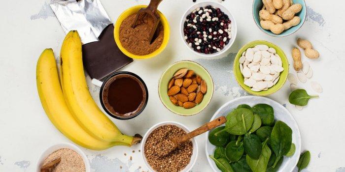 4 aliments riches en magnésium