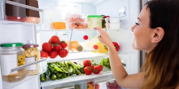 comment ranger les aliments dans le frigo